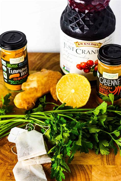 Dandelion Root Tea Detox Thc by Detox Tea Recipe Healthier Steps