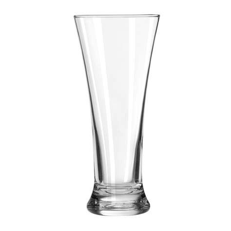 pilsner glass libbey 19 11 5 oz hourglass design pilsner glass safedge guarantee