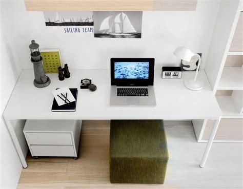Cool Desks For Teenagers 2012 Cool White Study Desk Design Interior Design Ideas