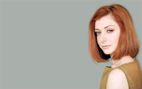 alyson hannigan alyson hannigan alyson hannigan wallpaper 181364 fanpop