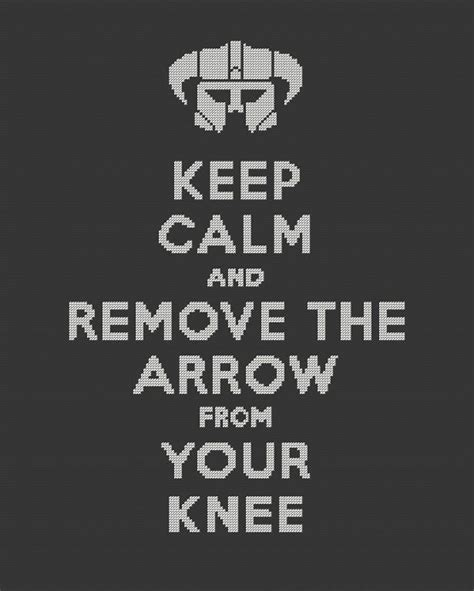 Kaos Keep Calm Mr Big Logo 2 V Neck Vnk Mrb22 pin skyrim arrow to the knee meme cake on