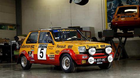 renault 5 rally quattro renault 5 alpine a montecarlo quartamarcia