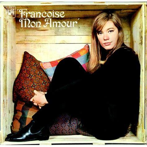 francoise hardy vinyl fran 231 oise hardy fran 231 oise mon amour ex uk vinyl lp album