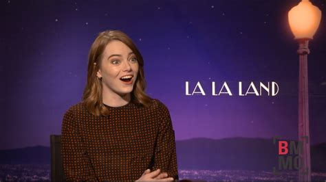 emma stone youtube interview emma stone interview la la land youtube