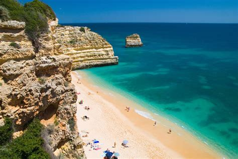 best beaches in algarve top 10 beaches in the algarve portugal