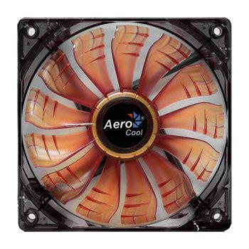 Sale Aerocool Air 14cm Orange Led Fan 140mm aerocool air 13 blade air circulator orange