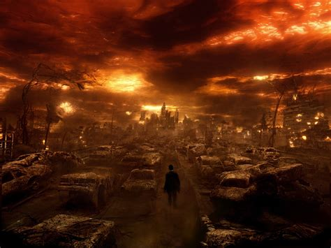 The Judgment part i the judgement day end of world word of bible