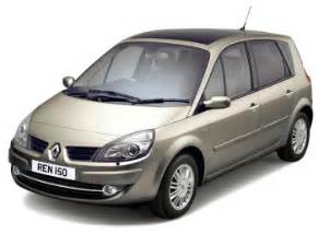 Renault Scenic 2007 Review Renault Scenic 1 5dci Expression 2007 Review Car Hire