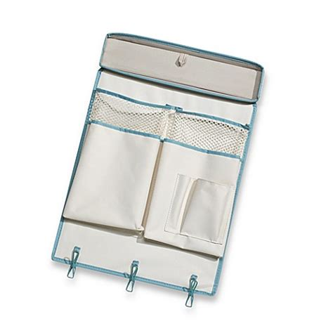 real simple magnetic laundry caddy bed bath