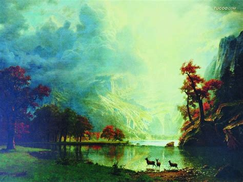 Landscape Pictures To Paint In Oils Masterpieces Of Western Landscape Paintings 1024x768