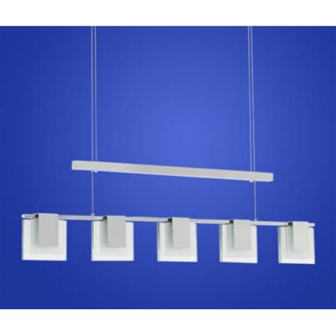 eglo eglo 90038 clap 5 light modern pendant ceiling light