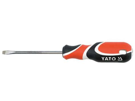 Screwdriver 3 0x75mm all products yato 3 0x75mm screwdriver yt 2606 4home