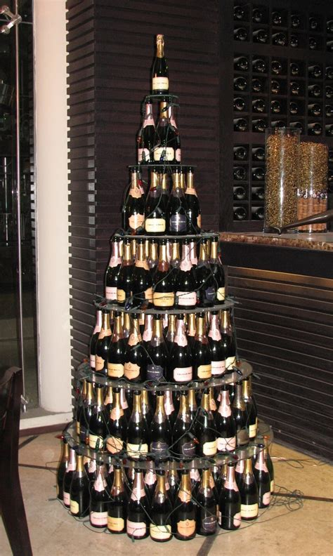 wine bottle christmas tree nectar tasting room and wine blog