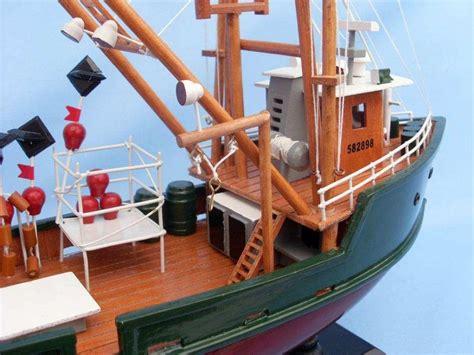 Hong Kong Home Decor buy wooden andrea gail the perfect storm model boat 16