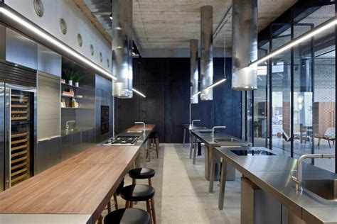 How To Organize Your Kitchen by Gallery Of Bulthaup Showroom Tlv Pitsou Kedem Architects