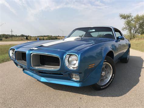 1971 Pontiac For Sale by 1971 Pontiac Trans Am For Sale 68588 Mcg