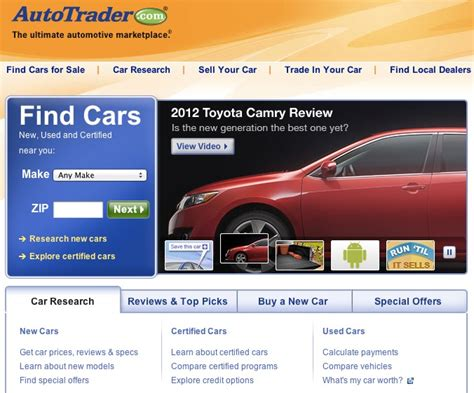 autotrader uk autotrader co uk used trucks