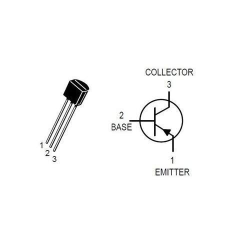 Transistor 2n2907 transistor pn2907 2n2907