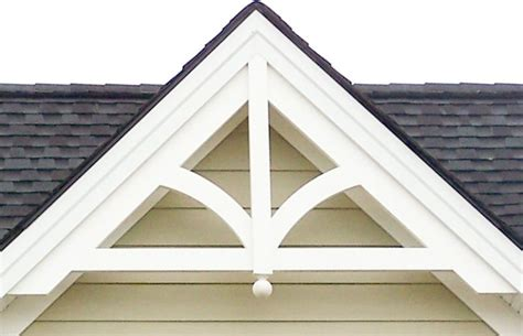 decorative gable gp200 with finial decorative gable trim house porch and curb