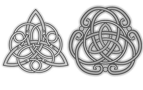 celtic tattoo designs free vector
