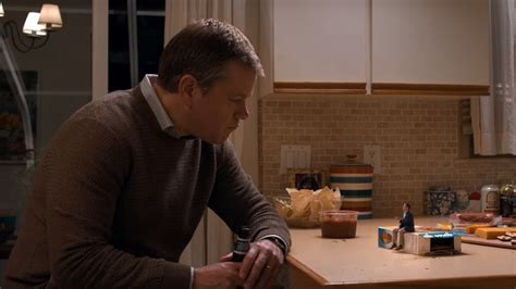 new movie releases today downsizing by matt damon and christoph waltz downsizing trailer shows alexander payne s small world