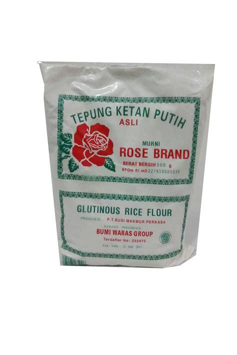 kegunaan sekaligus  menyimpan tepung beras ketan
