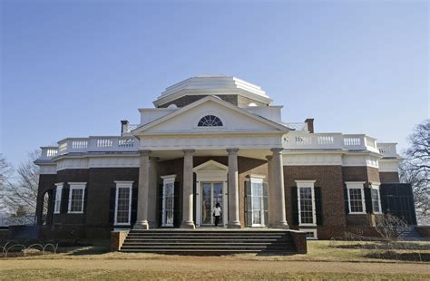 history of monticello thomas jefferson s monticello to unearth sally hemings
