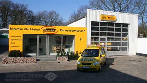 Adac Kfz Versicherung Filiale by Automobile Kre Werbegemeinschaft Bahnhof Reken