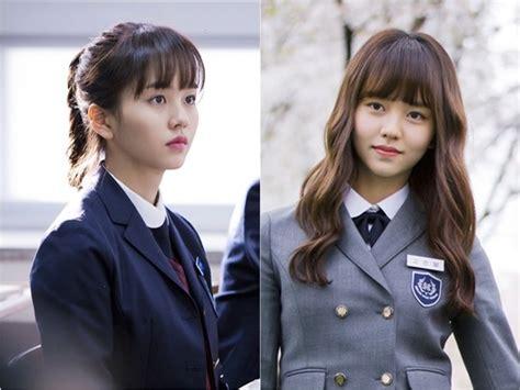 film drama korea who are you 후아유 학교2015 김소현 180도 다른 성격 여고생 1인2역 텐아시아