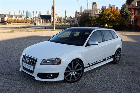 Audi A3 Getunt by Audi A3 Sportback Tuning 4 Illinois Liver