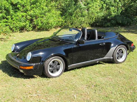 1989 porsche speedster for sale 1989 porsche speedster for sale classiccars com cc 932076