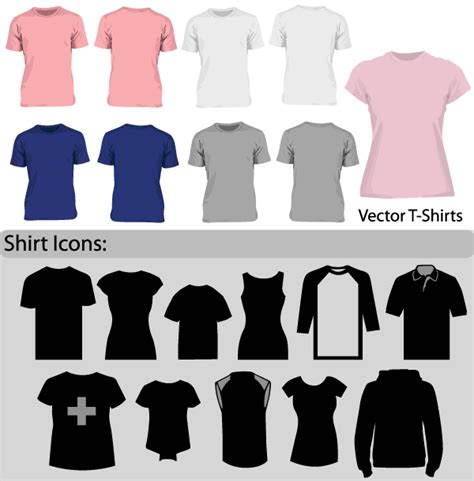 free t shirt vector template free vector blank t shirt template free vector