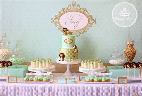 party themes elegant kara s party ideas elegant baby lion birthday party kara