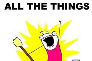 Do All Things Meme - el origen del meme all the things cofre tecnologico