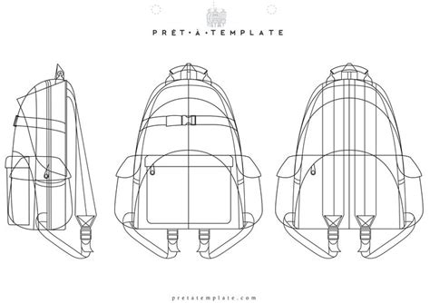 41 Best Printable Templates Fashion Figure Templates Fashion Design App Images On Pinterest Backpack Design Template