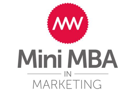 Is Mba In Marketing Worth It by Marketing Marketing Week Mini Mba Dose Design And