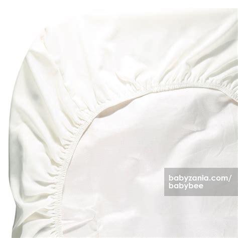 jual murah babybee waterproof matras protector 120 x 70cm gear di jakarta