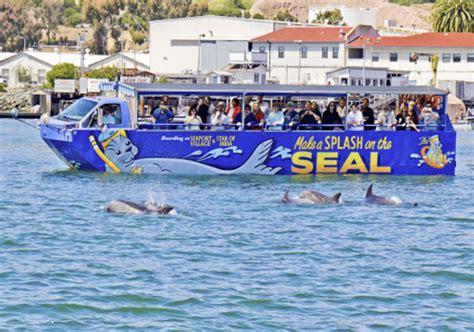 san diego boat bus tour duck boat tours quirky hibious adventure tour san