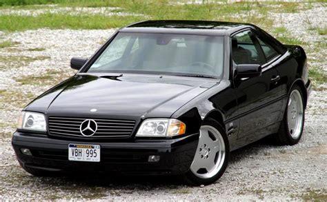 Mercedes Sl600 by No Reserve 21k Mile 1998 Mercedes Sl600 For Sale On