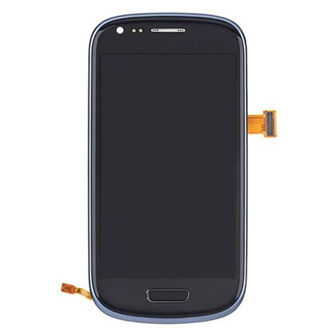 008808 Lcd Samsung I8190 S3 Mini Blue Org samsung galaxy s3 mini i8190 screen replacement assembly
