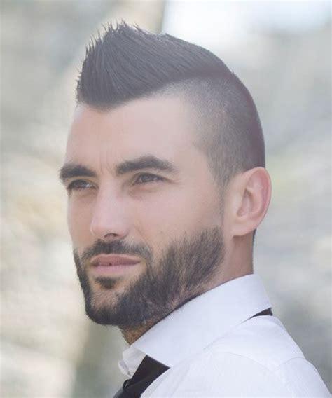 corte mohicano la moda en tu cabello mohawk o mohicano cortes de pelo