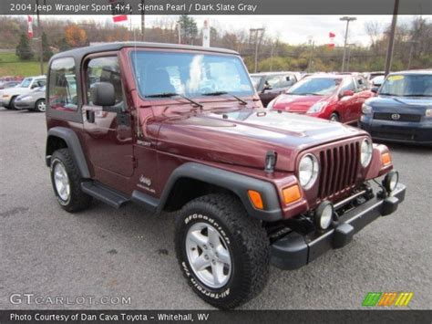 2004 Jeep Wrangler Reviews Bright Silver Metallic 2004 Jeep Wrangler Sport 4x4