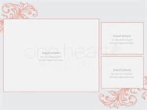 Print Wedding Programs Damask Wedding Powerpoint Slide 6