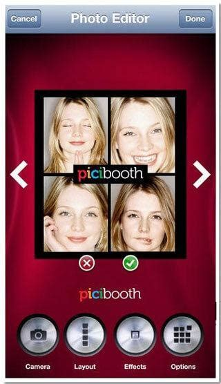 Top 10 Photo booth Apps for iPhone