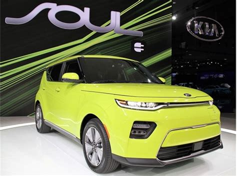 Kia Soul 2020 Uk by 2020 Kia Soul Ev Colors Used Car Reviews Review