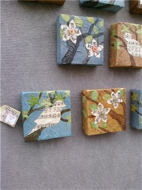 Canvas Decoupage - 17 best ideas about decoupage canvas on