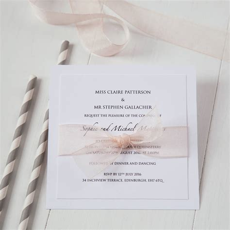 Order Sle Wedding Invitations by Declining A Wedding Invitation Debretts Wedding