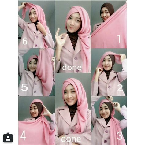 tutorial hijab segi empat layer tutorial hijab turban layer www imgkid com the image