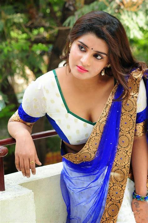 telugu heroines photos in saree latest 2015 telugu actress harini saree images harini