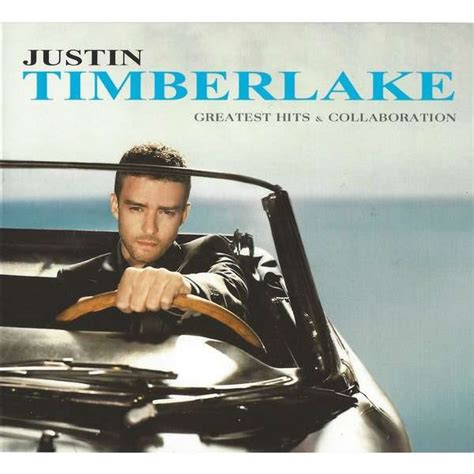 justin timberlake greatest hits greatest hits by justin timberlake cd x 2 with cd music